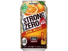 サントリー ‐196℃ ストロングゼロ ダブルオレンジ 缶350ml