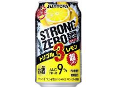 サントリー ‐196℃ ストロングゼロ トリプルレモン 缶350ml