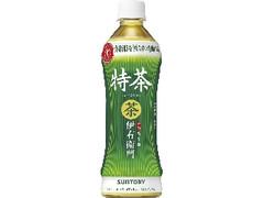 サントリー 緑茶 伊右衛門 特茶 ペット500ml