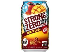 サントリー ‐196℃ ストロングゼロ 冷凍マンゴー 缶350ml