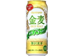 サントリー 金麦 糖質75%オフ 缶500ml