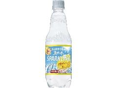 サントリー 天然水 スパークリング レモン ペット500ml