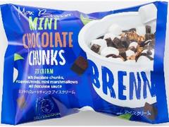 セブン-イレブン マックス ブレナー ミントチョコレートチャンクアイスクリーム