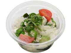 セブン-イレブン 混ぜて食べる!オクラと長芋のねばねばサラダ