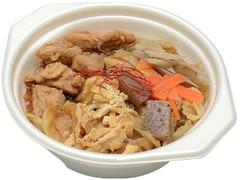 セブン-イレブン 1/2日分の野菜!具たっぷり鶏味噌鍋