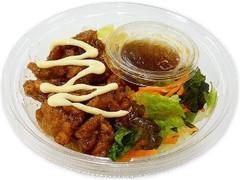 セブン-イレブン 甘辛鶏マヨのパスタサラダ