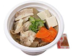 セブン-イレブン たっぷり野菜の豚汁