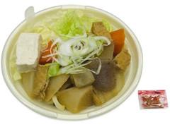 セブン-イレブン ♪1/2日分の野菜!味噌けんちんうどん