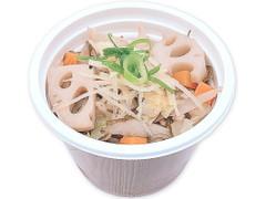 セブン-イレブン 7種野菜ともち麦の生姜スープ