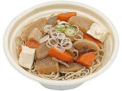 セブン-イレブン 常陸秋そば粉使用 野菜ゴロゴロけんちん蕎麦