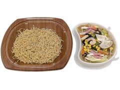 セブン-イレブン 1/2日分の野菜パリパリ麺の皿うどん