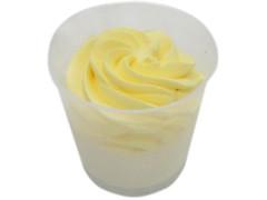 セブン-イレブン バナナクリーム&ミルクプリン