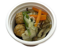 セブン-イレブン 鶏団子和風スープ