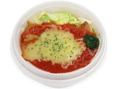 セブン-イレブン トマトソースで食べる チーズチキン丼
