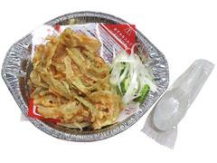 セブン-イレブン 小海老香るかき揚げ天ぷら鍋焼うどん