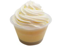 セブン-イレブン たっぷりクリームのミルクプリンケーキ