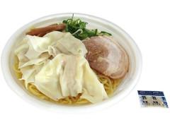 セブン-イレブン 鶏ガラスープが自慢塩ワンタン麺