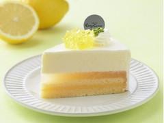 銀座コージーコーナー 塩レモンのレアチーズ
