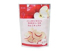 ナチュラルローソン 日本のおいしいものめぐり 青森県産りんご使用 りんごチップス