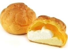 ニューデイズ EKI na CAFE 大きなツインシュー レアチーズクリーム&ホイップ