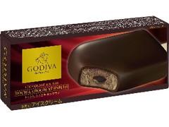 ゴディバ チョコレートアイスバー ドゥブルショコラオンプラス 箱80ml