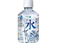 acure made From AQUA 天然水ゼリー ラムネ風味