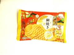 吉開産業 おみくじ鯛焼き カスタードクリーム 袋1個