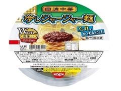 日清食品チルド チルドカップ 日清中華 冷しジャージャー麺 袋228g