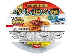 日清食品チルド チルドカップ 日清中華 冷し担々麺 袋216g