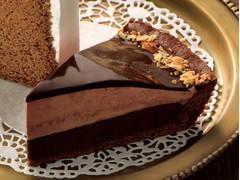 カフェ・ド・クリエ チョコレートタルト