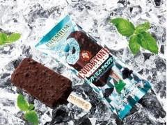 コールド・ストーン・クリーマリー プレミアムアイスクリームバー ミンティ ミント チョコクランチ