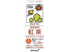キッコーマン 豆乳飲料 紅茶 パック200ml