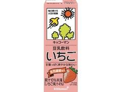 キッコーマン 豆乳飲料 いちご