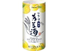 HARUNA フルーツ甘酒 柚子 195g
