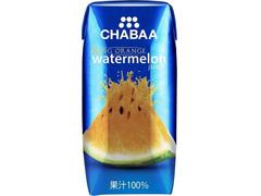 HARUNA CHABAA キングオレンジウォーターメロンジュース