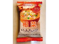 アサヒ アマノフーズ いつものおみそ汁 根菜 袋9g
