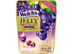 Welch's ウェルチ ゼリーチョコレート コンコードグレープ 袋41g