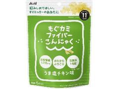 アサヒ リセットボディ もぐカミファイバーこんにゃく うま塩チキン味 袋4g×5