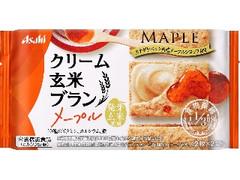 アサヒ クリーム玄米ブラン メープル 袋2枚×2