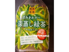 ドン・キホーテ 情熱価格 甘みきわだつ 深蒸し緑茶 ペット500ml