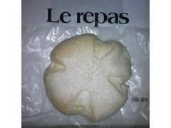 ルパ 白いクリームチーズパン