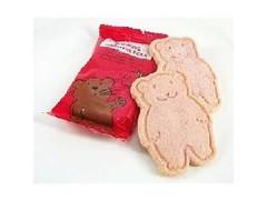 Artisan Biscuits ラズベリー ベアー ビスケット