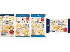 グリコ SUNAO ビスケット 発酵バター