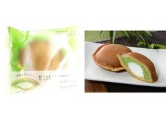 ローソン Uchi Cafe' SWEETS どらもっち お抹茶&ホイップ
