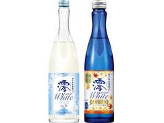 タカラ 松竹梅白壁蔵 澪 WHITE スパークリング清酒