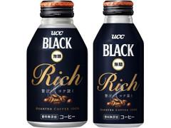 UCC BLACK無糖 RICH