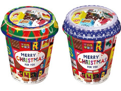 チロル チロルチョコ クリスマスカップ