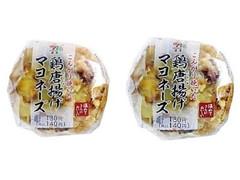 セブン-イレブン 鶏唐揚げマヨネーズむすび