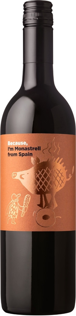 フィラディス BecauseI'm Monastrell from Spain