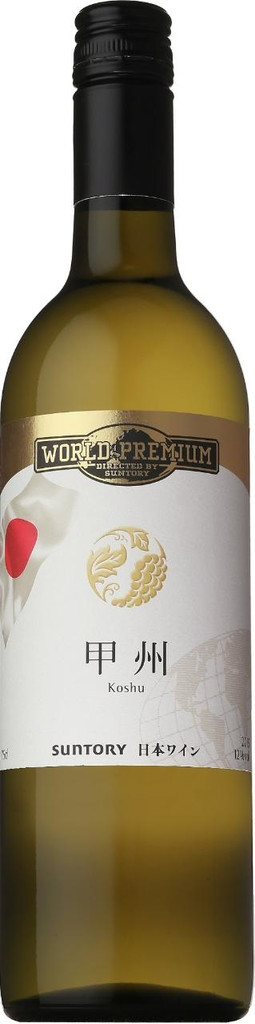 ワールドプレミアム 日本ワイン 甲州 瓶750ml